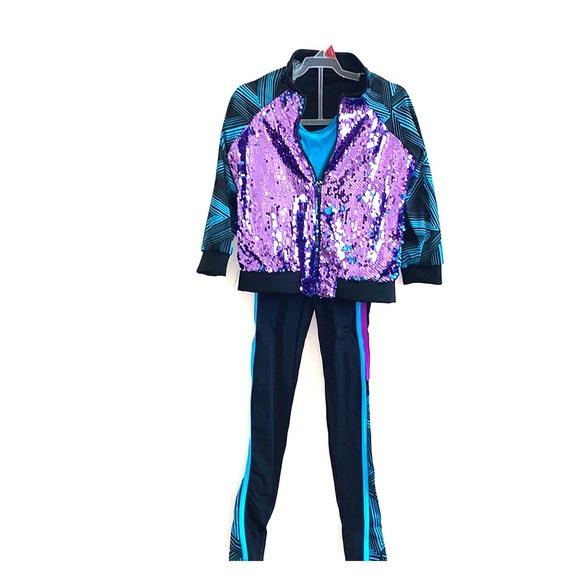 Weissman Costumes Girls Hiphop Dance Costume Poshmark